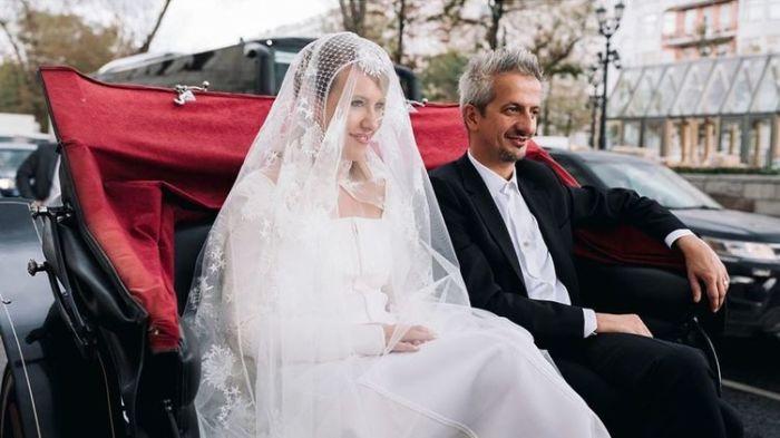 Свадьба Ксении Собчак и Константина Богомолова
