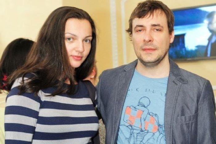 Ирина Леонова и Евгений Цыганов