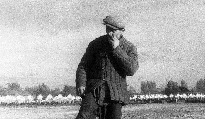 Борис Лунин в 50-е годы