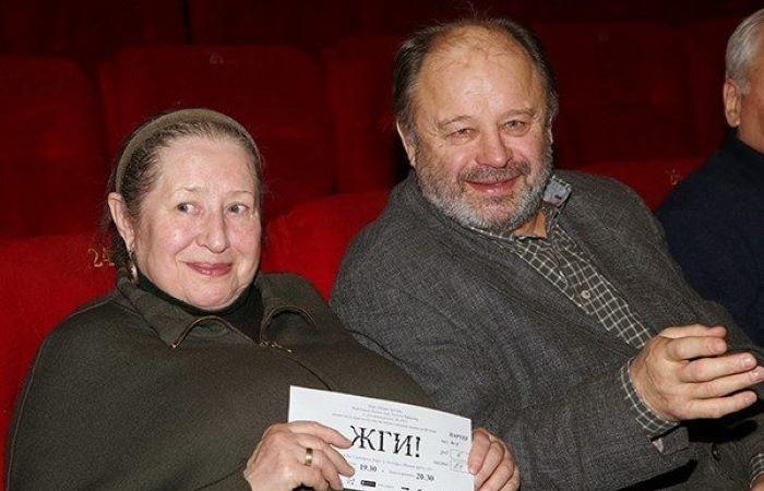 Зоя Пыльнова и Владимир Ильин