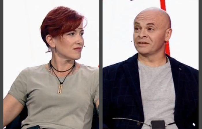 Ксения Христич и Сергей Мурзин