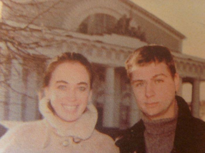 Лариса Гузеева и ее первый муж Илья