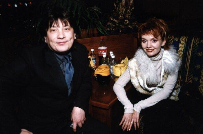 Александр Шульгин и Валерия