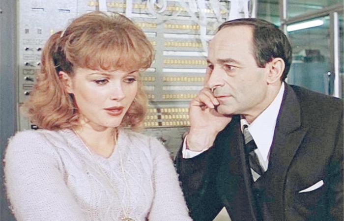 Александра Яковлева и Валентин Гафт