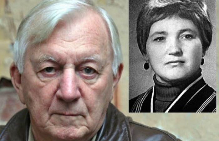 Георгий Штиль и его жена Римма