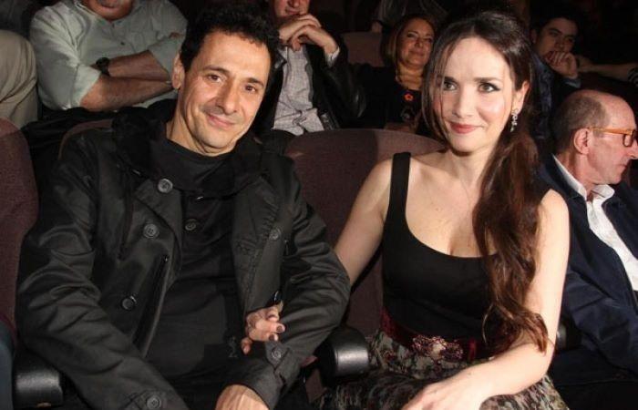 Рикардо Мольо и Наталия Орейро