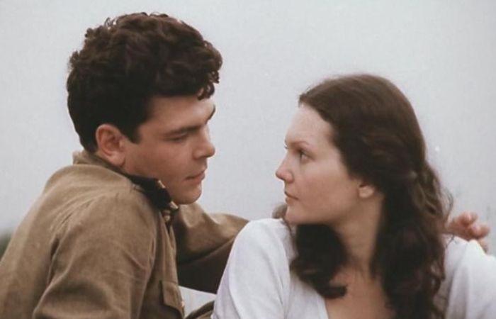 """Кадр из фильма """"Возвращение Будулая"""", 1986 г."""
