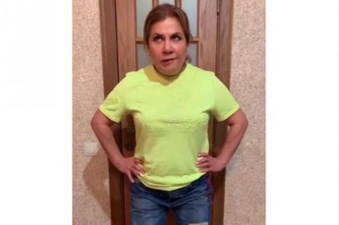 Марина Федункив унывать не умеет