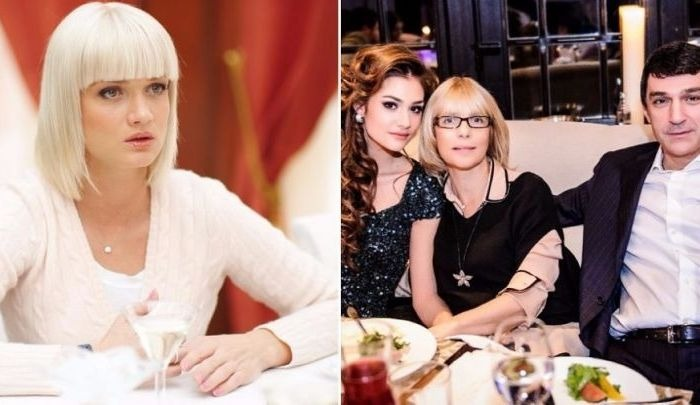 Светлана Хоркина/Кирилл Шубский с семьей
