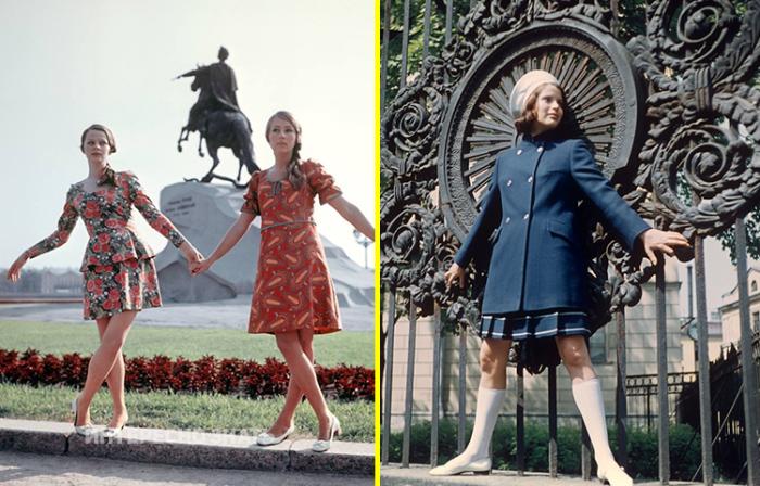 Белая обувь была предметом особой гордости советских модниц