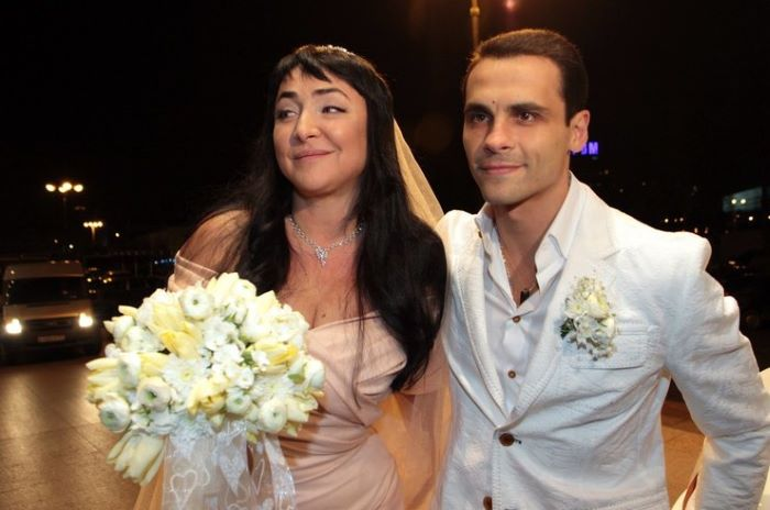 Лолита Милявская и Дмитрий Иванов