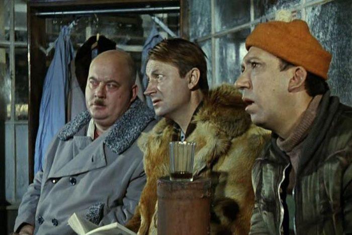 Леонид Гайдай не хотел снимать троицу хулиганов