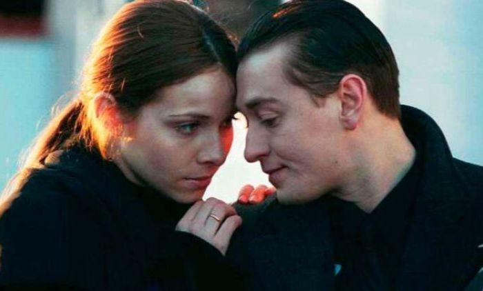Екатерина Гусева и Сергей Безруков