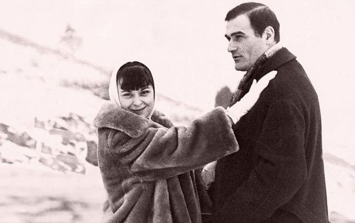 Кахи Кавсадзе с супругой Беллой