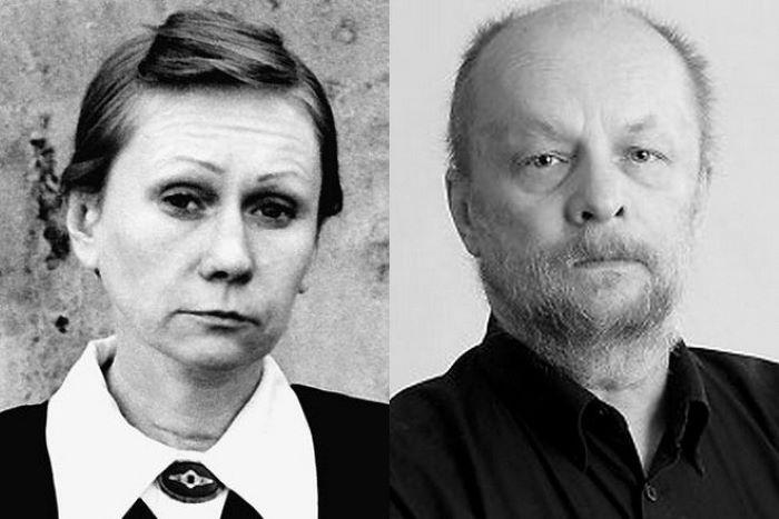 Елизавета Никищихина и Евгений Козловский