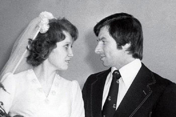Валерий Харламов и Ирина Смирнова
