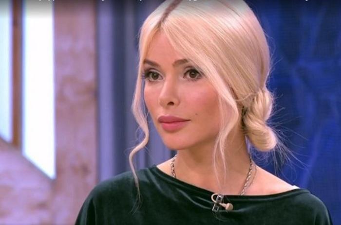 Алена Кравец ходит на ток-шоу как на работу