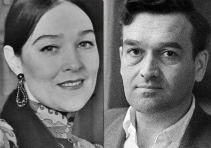 Александра Завьялова и Отелло Черезолли