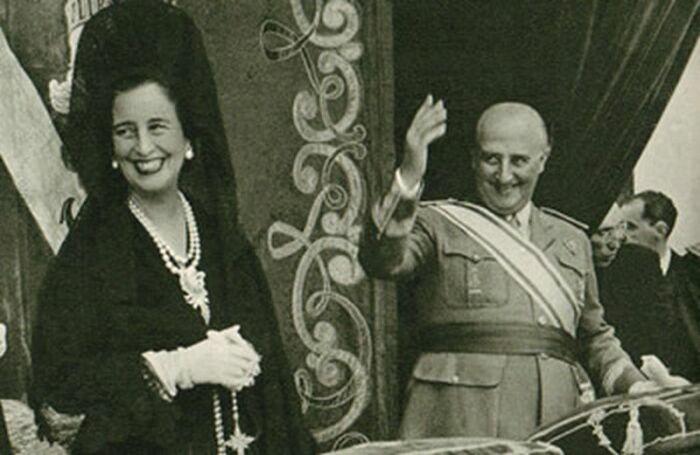 Кармен Поло и Франсиско Поло
