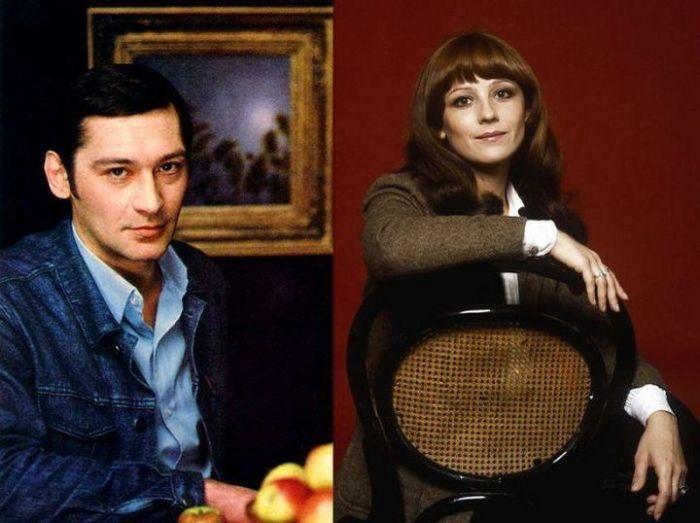 Владимир Тихонов и Наталья Варлей