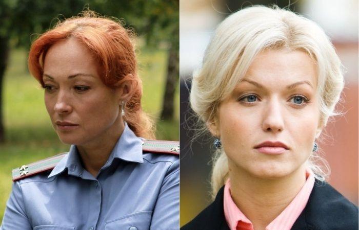 Виктория Тарасова и Виктория Герасимова