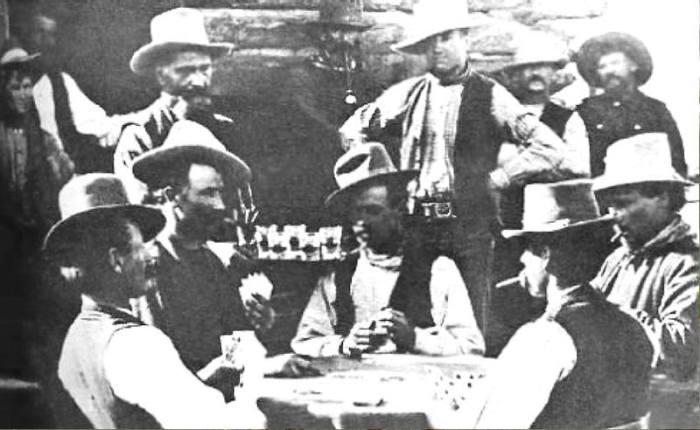 Игра в покер имела неожиданную концовку