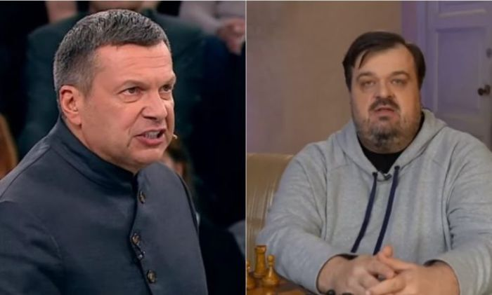 Владимир Соловьев и Василий Уткин