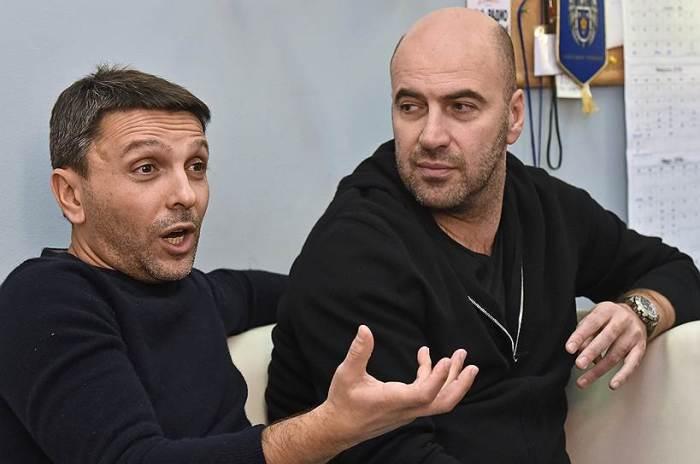 Леонид Барац и Ростислав Хаит