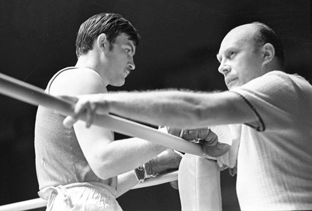 Вячекслав Лемешев поначалу не думал серьезно заниматься боксом