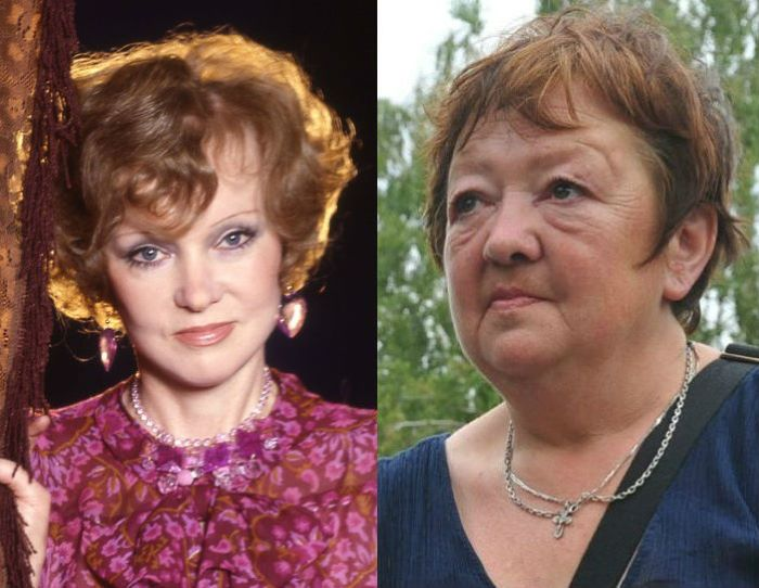 Людмила Гурченко и ее дочь Мария Королева