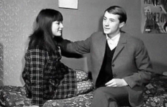 Наталья Варлей и Николай Бурляев