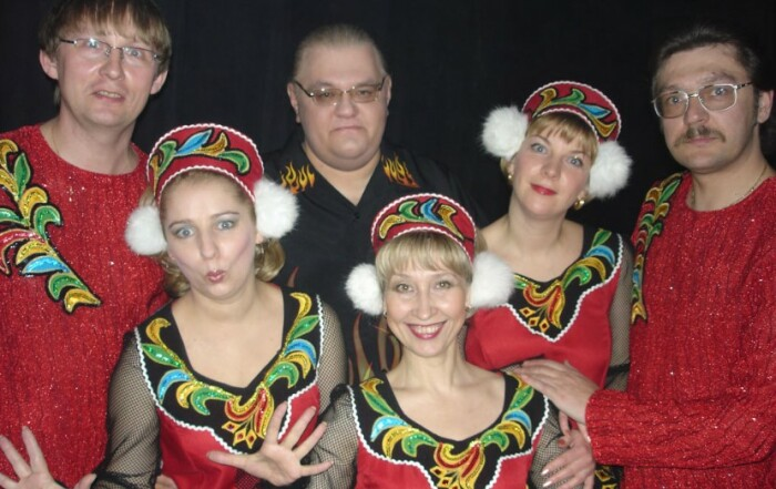 Фольклорные мотивы были особенностью группы.