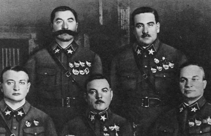 Маршалы СССР.