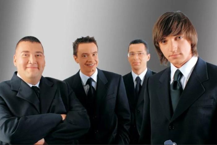 Изначальный состав музыкальной группы.