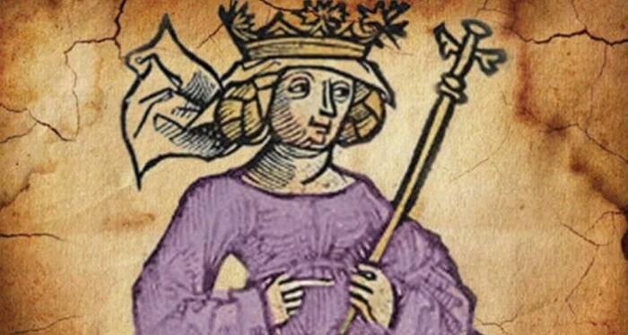 Судьба царицы оказалась незавидной.