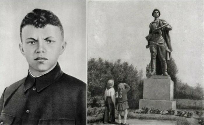Памятники Матросову установлены в нескольких областях.