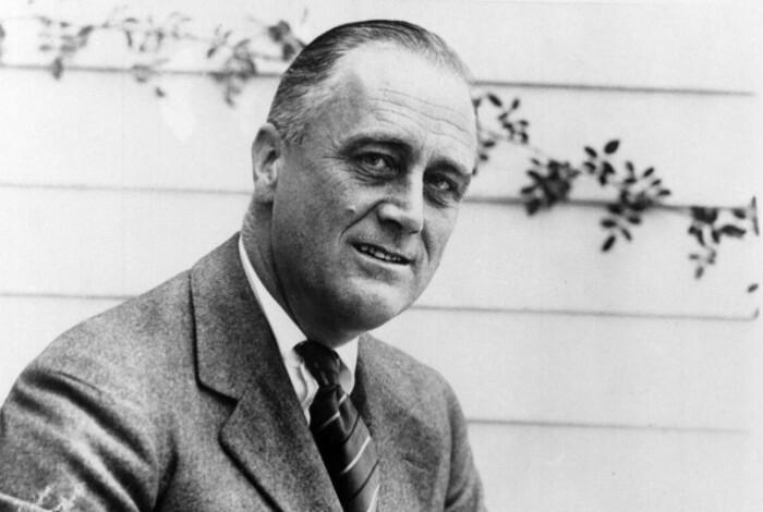 С Рузвельтом ненависть к друг другу была взаимной.