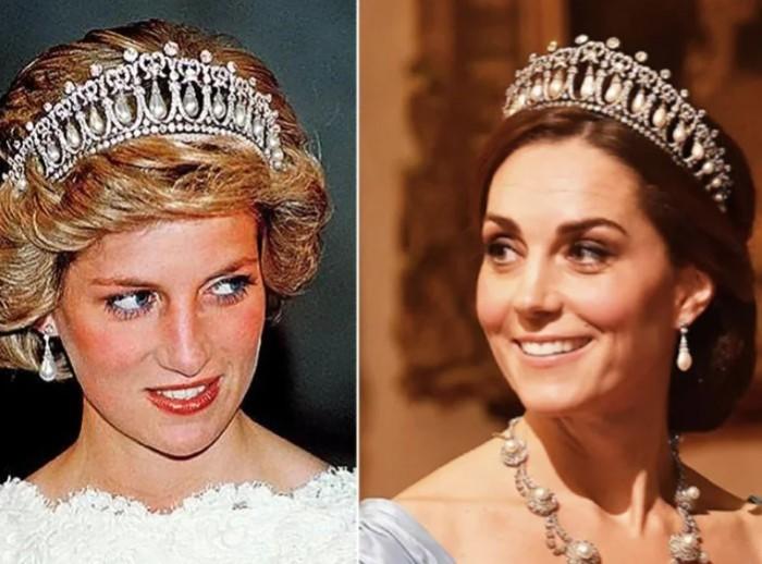 Теперь русская тиара одно из часто надеваемых украшений семьи британских монархов.