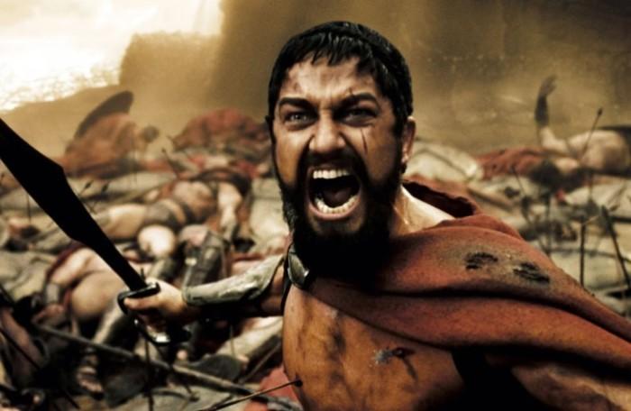 Это Спарта!