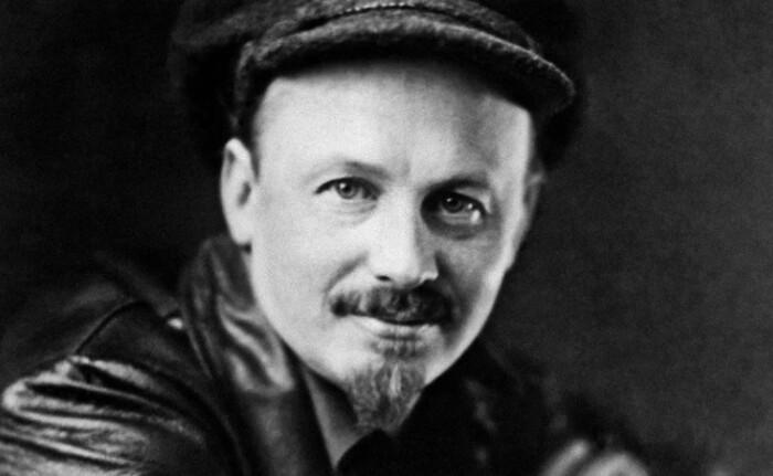 Николай Бухарин.