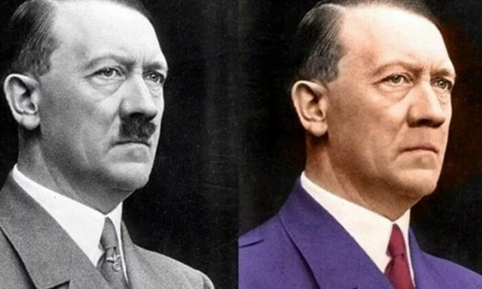 Современные технологии позволяют побрить Гитлера без бритвы.