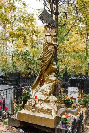 Предполагаемая могила Соньки Золотая ручка.
