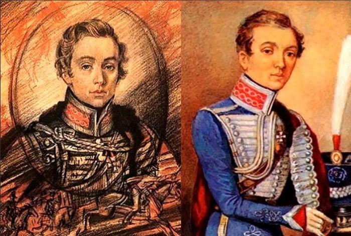 Если верить сохранившимся картинам, Надя была весьма женственной особой.