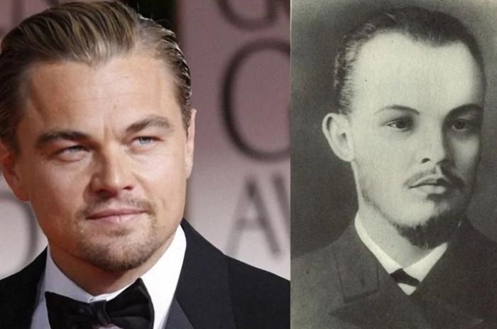 В интернете не устают сравнивать Лео и Ленина. И они всегда похожи.