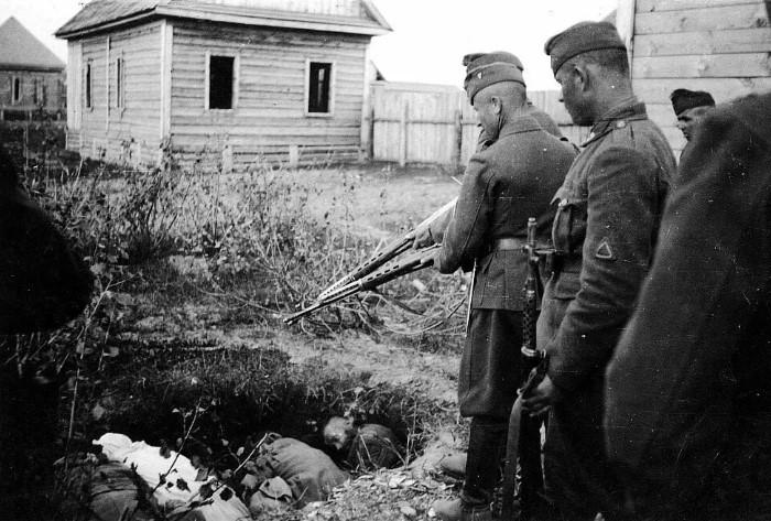Все было направлено на геноцид населения СССР.