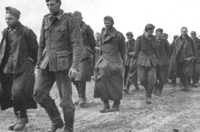 Возвращение солдат Вермахта было вовсе не таким радостным, как ими планировалось изначально.