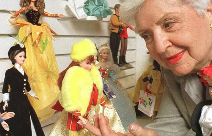 Рут считает куклу одним из главных своих творений.