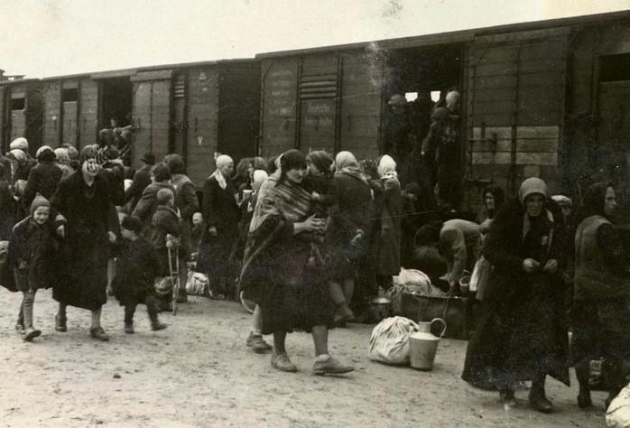 Депортация немцев Приволжья.