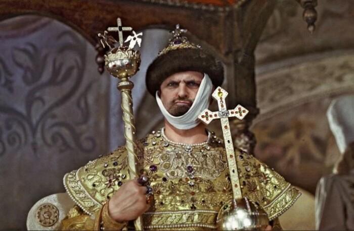 Царь, просто царь!