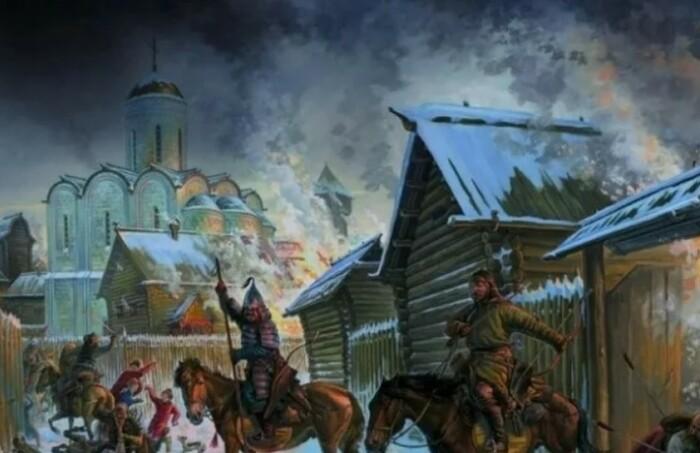 Несмотря на то, что территория была завоевана, говорить о полном запустении не приходится.